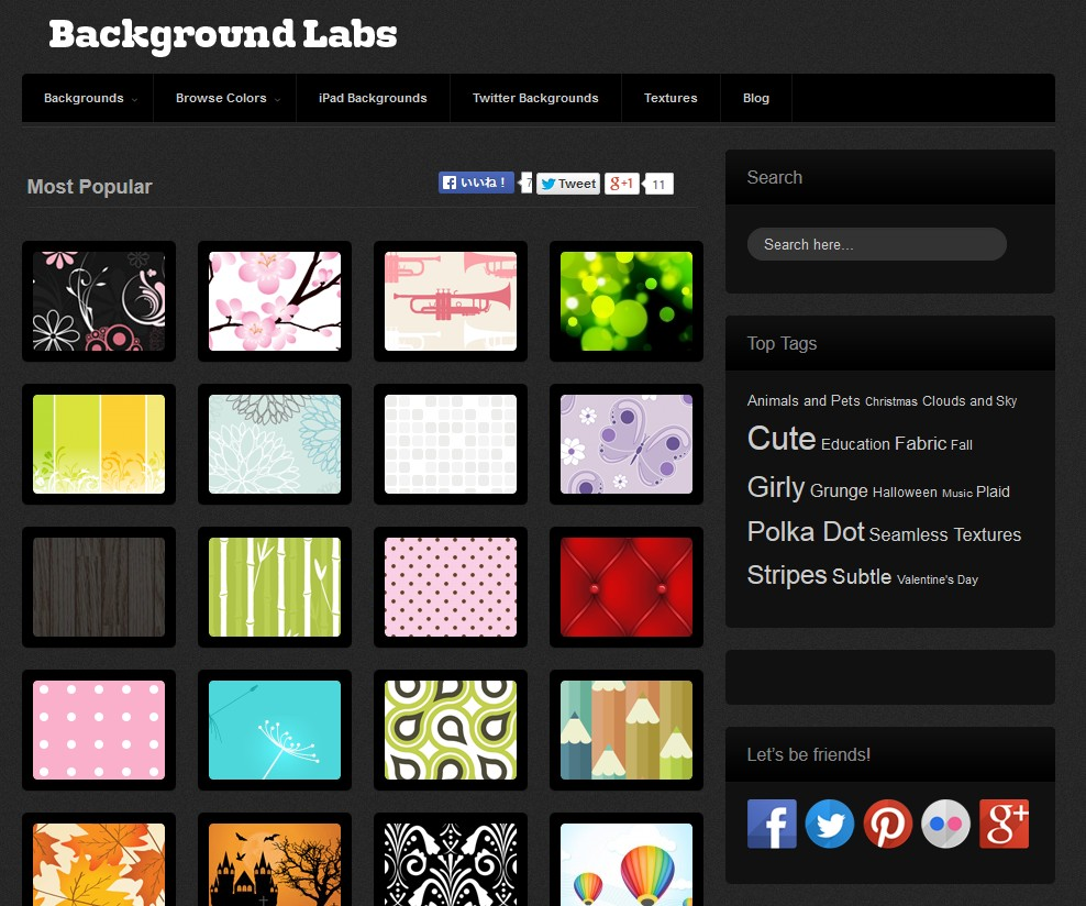 backgroundlabsシームレスなパターン素材フリー素材サイト