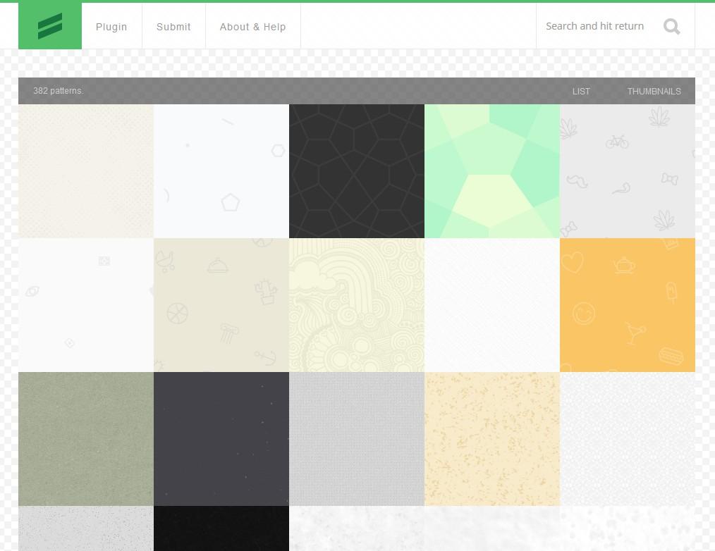 Subtle Patternsシームレスなパターン素材フリー素材サイト